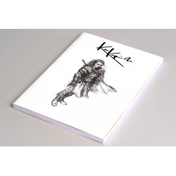 Karl Kopinski - Sketchbook Vol 1