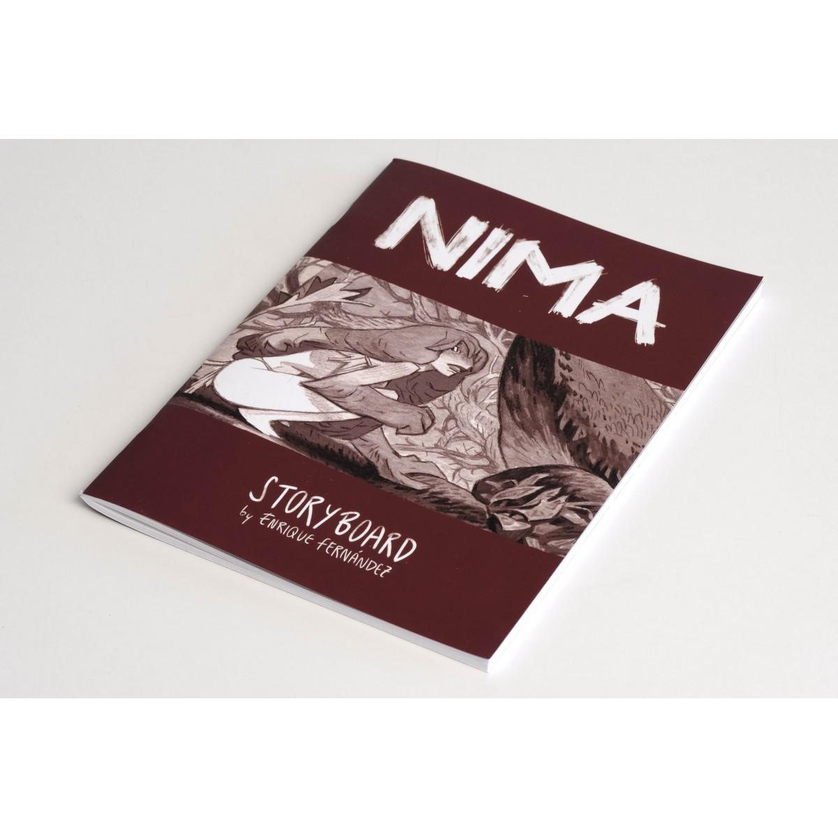 NIMA - storyboard - Enrique Fernández