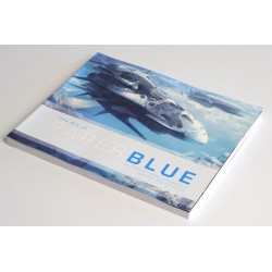 Jae Cheol Park - The Art of PaperBlue