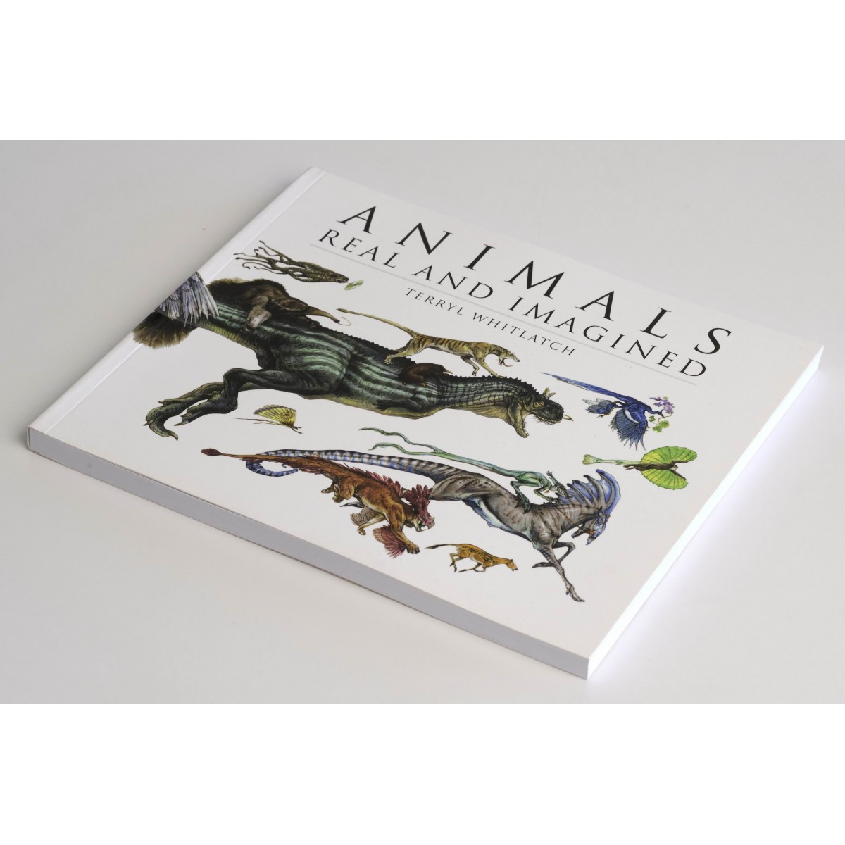 Terryl Whitlatch - Animals real and imgined