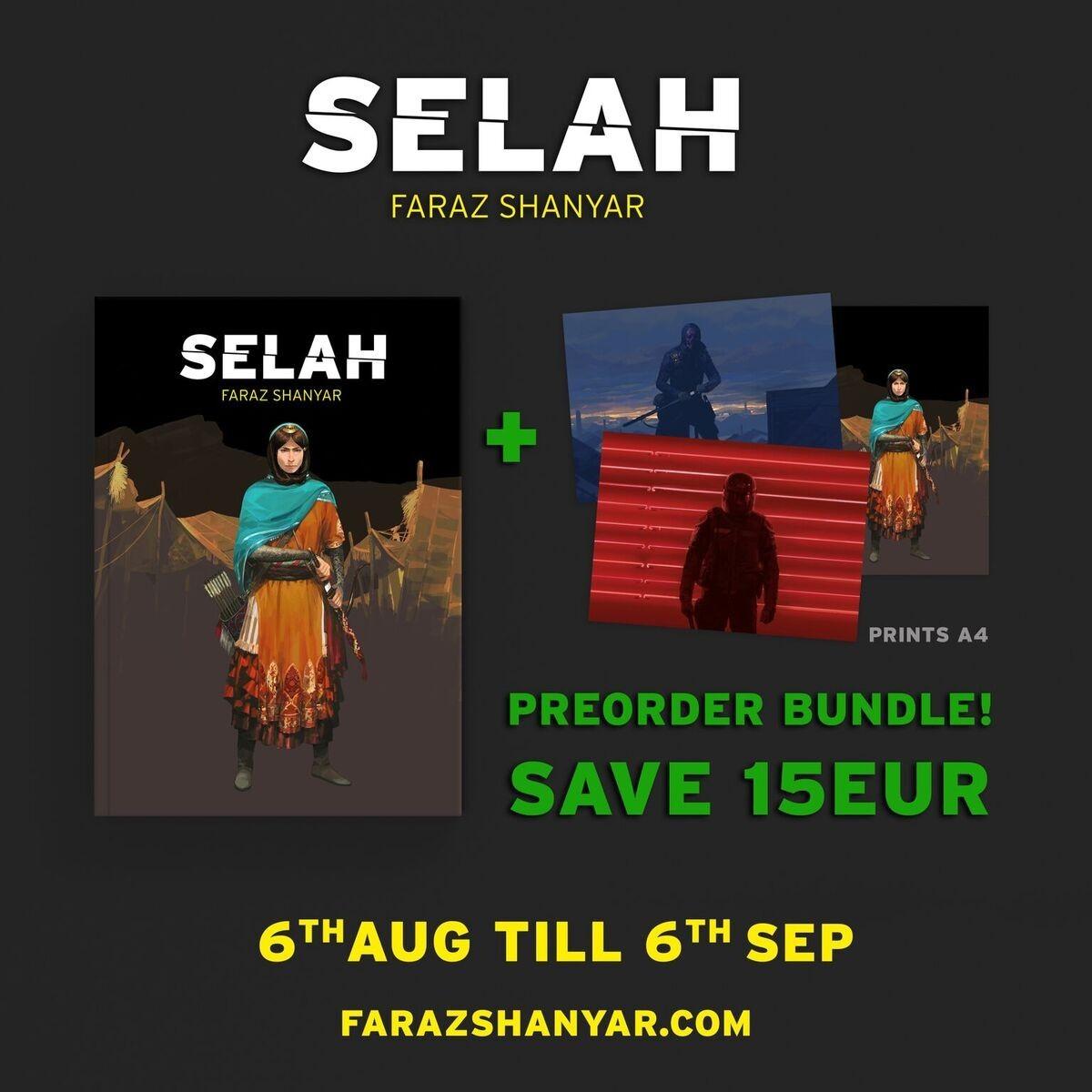 Selah - Faraz SHANYAR