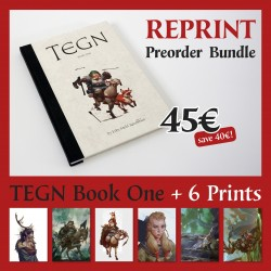 TEGN - Book One - Even Mehl Amundsen