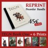 Even Mehl Amundsen - TEGN: Book One Reprint Pre-Order Bundle