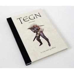 Even Mehl Amundsen - TEGN: Book Three