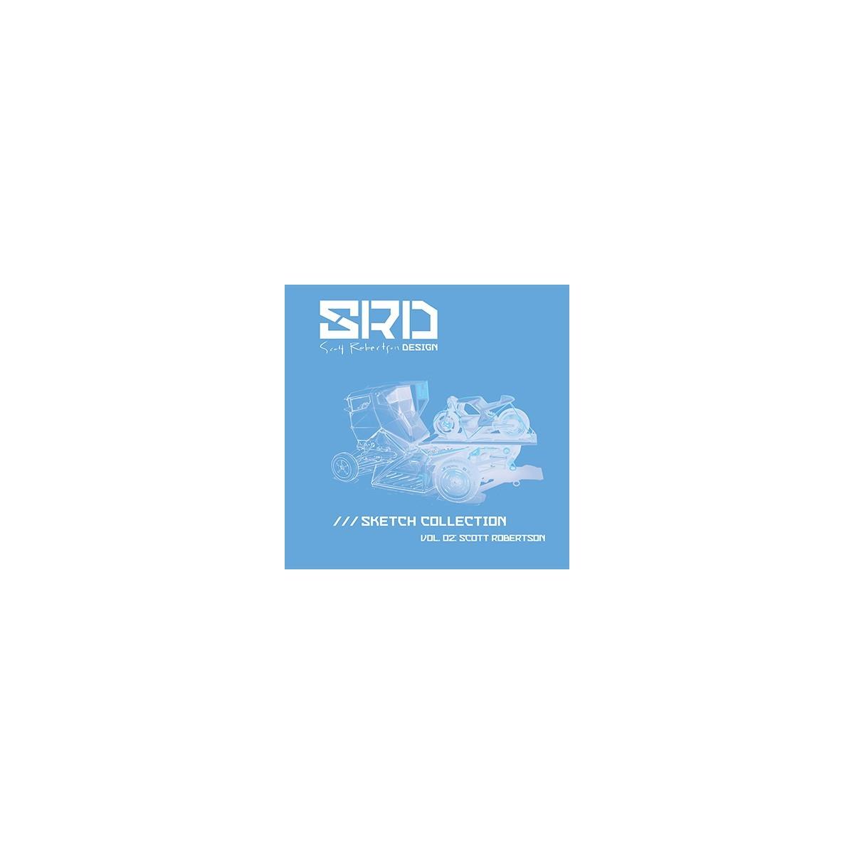 Scott Robertson - SRD Sketch Collection 02