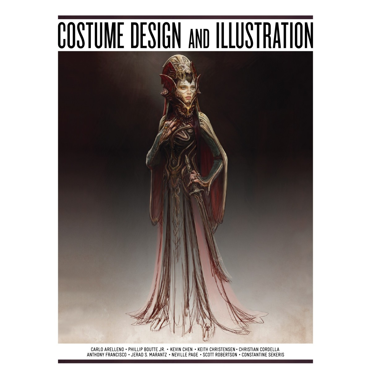 Collectif - Costume Design and Illustration