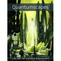 Stephan Martiniere - Quantumscapes