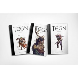 Even Mehl Amundsen - TEGN: 1+2+3 Bundle