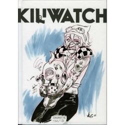"""Kiliwatch Blank Cover """"N&B"""" par MIG"""