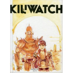 "Kiliwatch Blank Cover ""Couleur"" par Ribas"