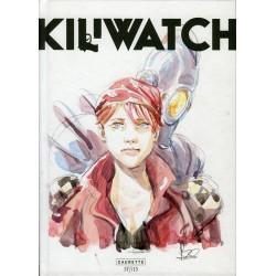 "Kiliwatch Blanc Cover ""Couleur"" By Ribas - n° 057/175"