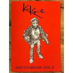 Karl Kopinski - Sketchbook Vol 3