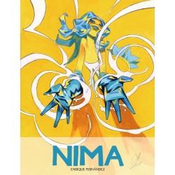 NIMA - comic basic Français - Enrique Fernández