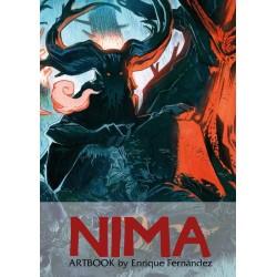 NIMA - artbook - Enrique Fernández