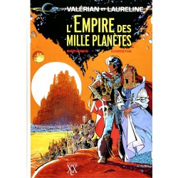 Empire of a Thousand Planets (Valerian) - Artist's Edition
