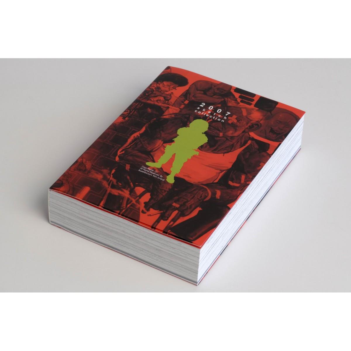 Kim Jung Gi - Sketchbook 2007