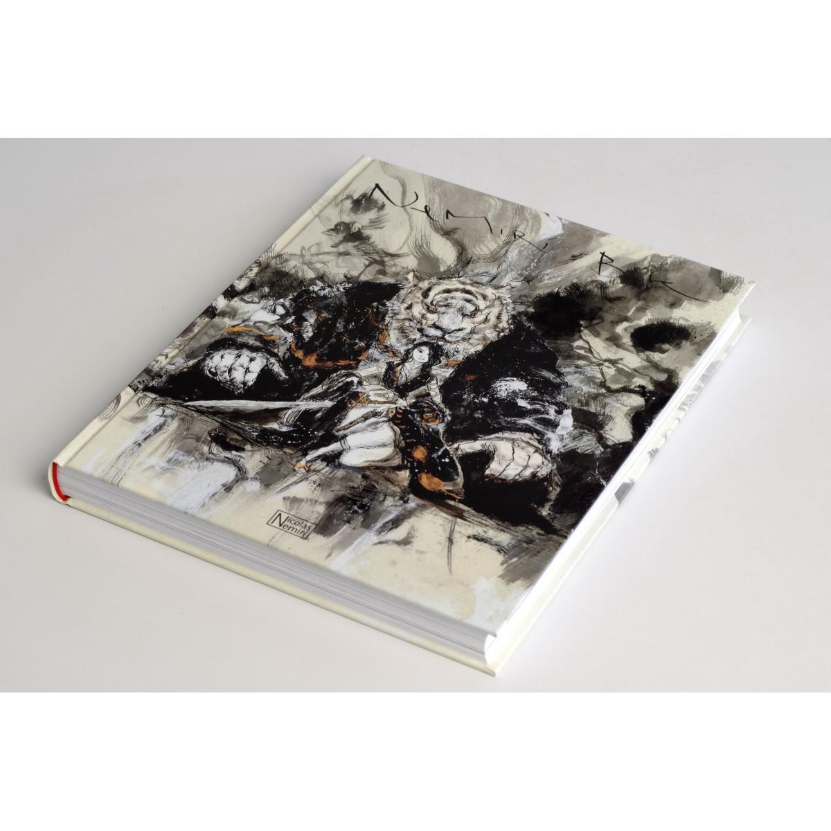Nemiri Book - Nicolas Nemiri