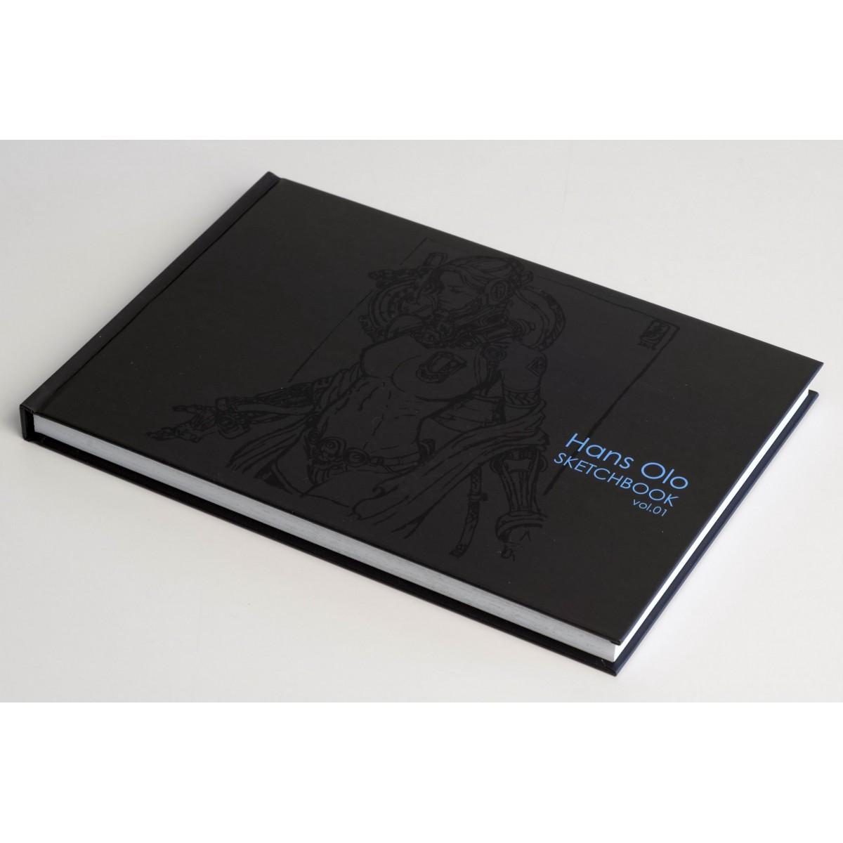 Hans Olo - Sketchbook - 2017
