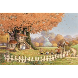Loïc Jouannigot - Postcard Autumn