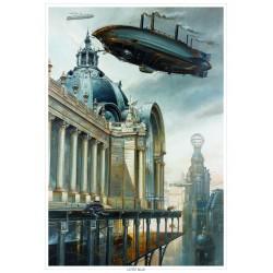 Didier Graffet - Affiche Le Petit Palais