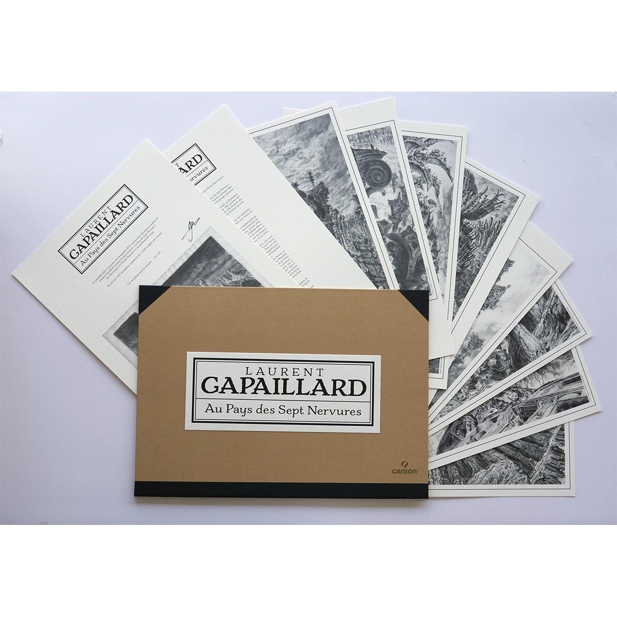 "Laurent Gapaillard - Portfolio ""Au Pays des Sept Nervures"""