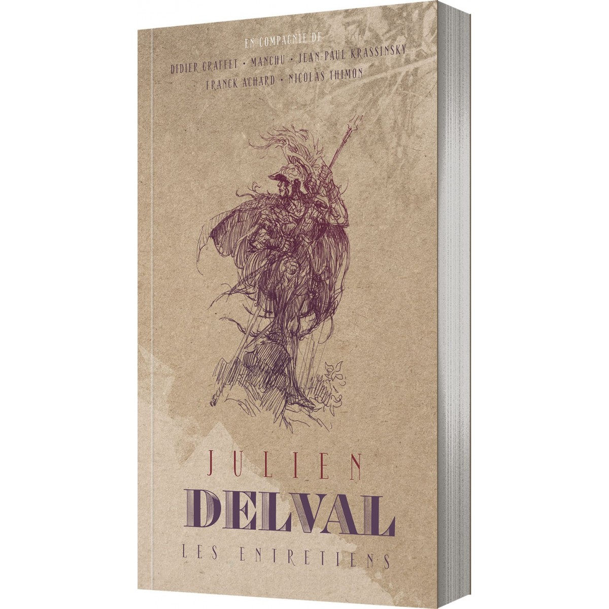 Julien Delval - Etudes