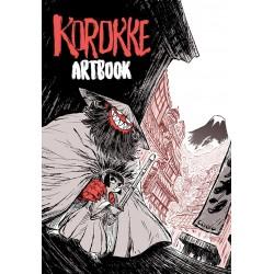 Crepanquine Artbook