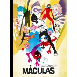 Máculas Artbook