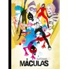 Jordi Pastor & Danide - Maculas - Artbook