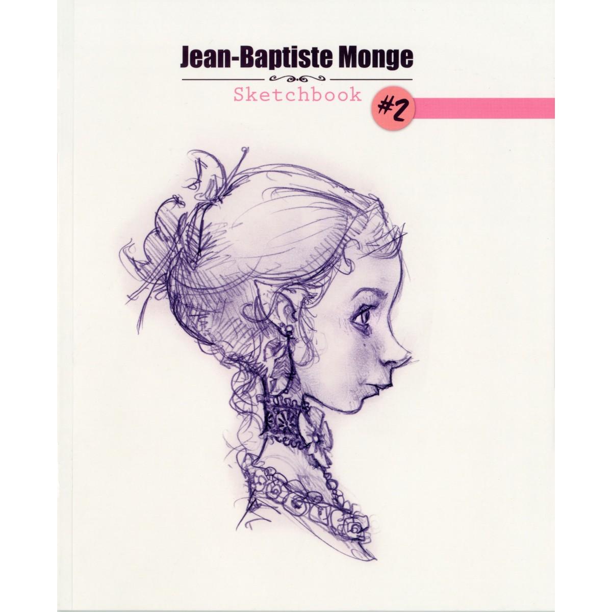 Jean-Baptiste Monge - Sketchbook 2