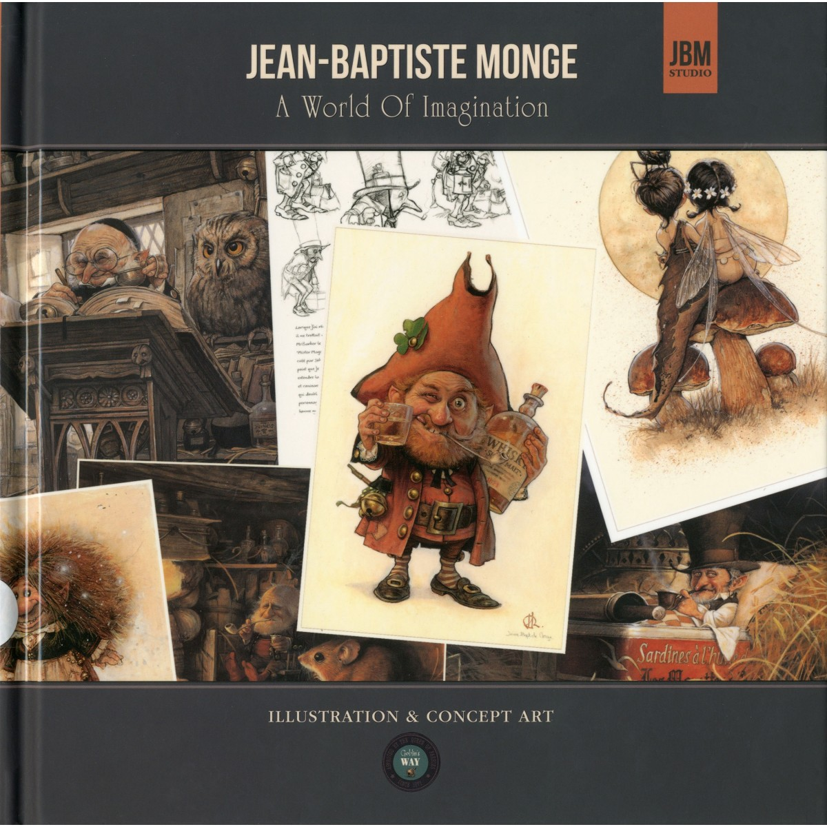 Jean-Baptiste Monge - A World of Imagination
