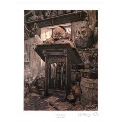 Jean-Baptiste Monge - Print Dunlee Darman