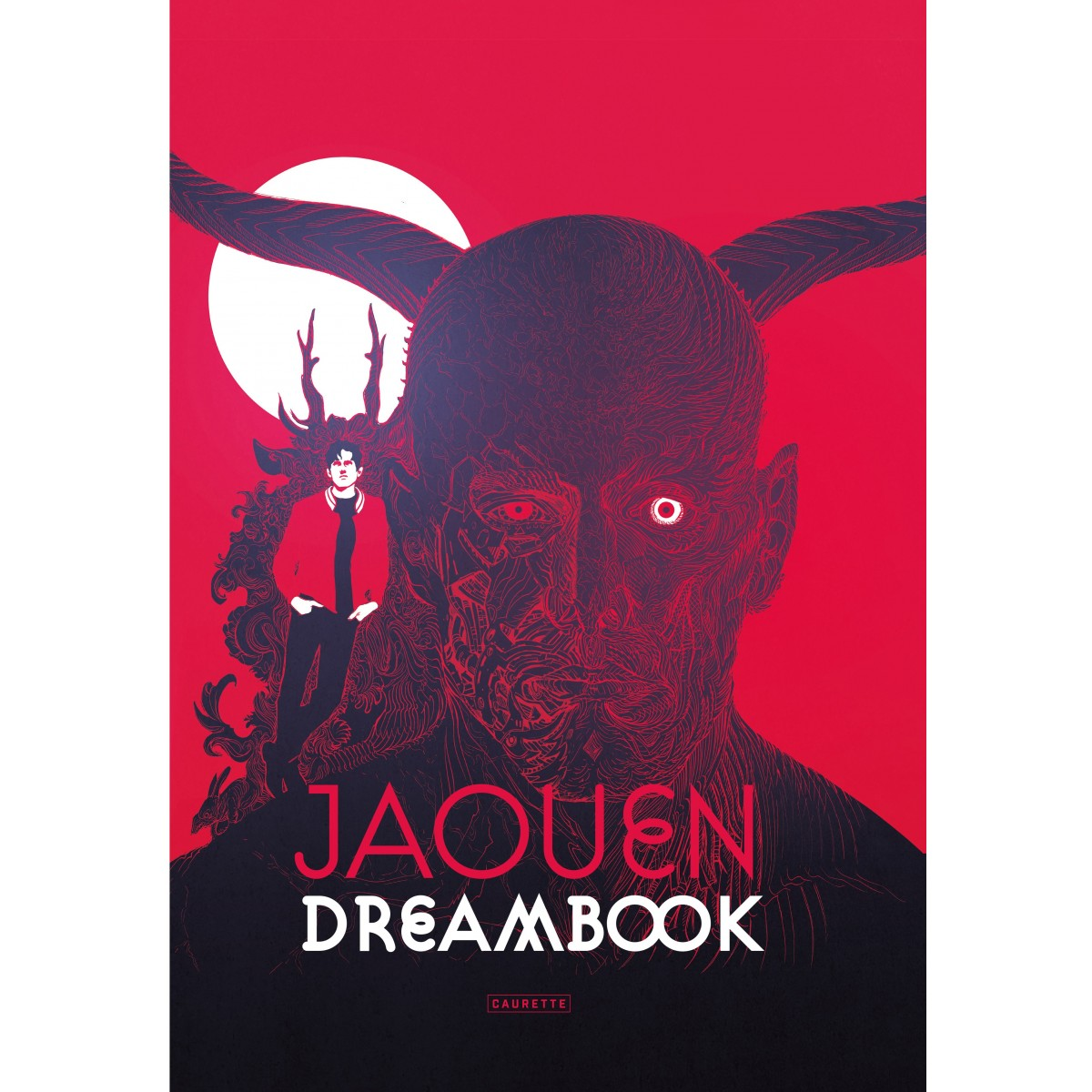 Jaouen SALAUN - Dreambook