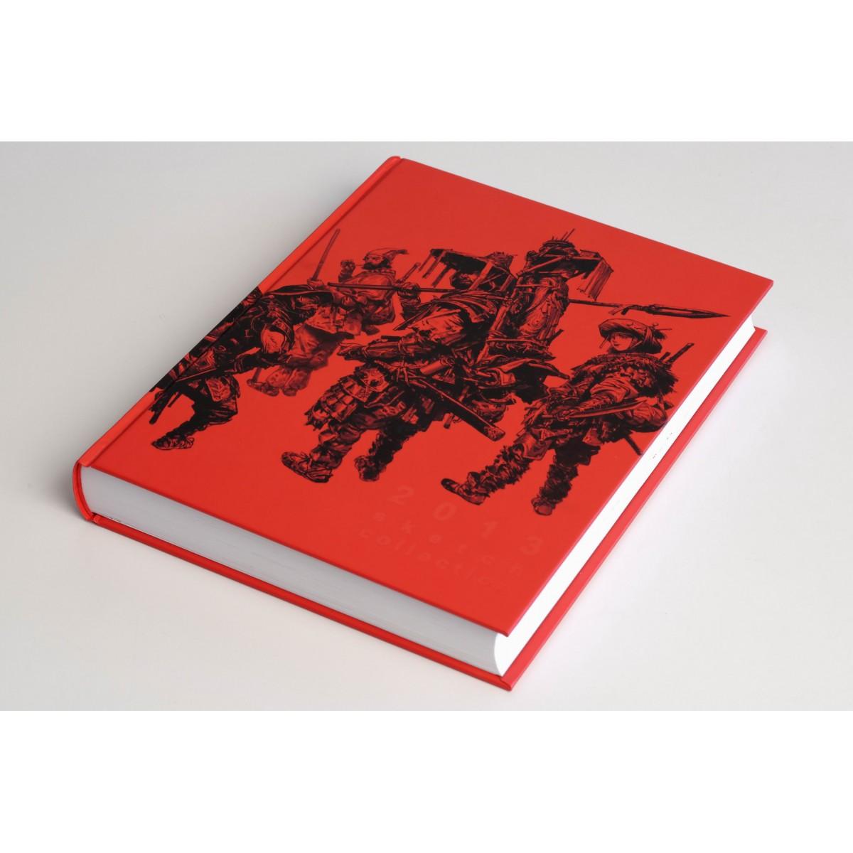 Kim Jung Gi - Sketchbook 2013