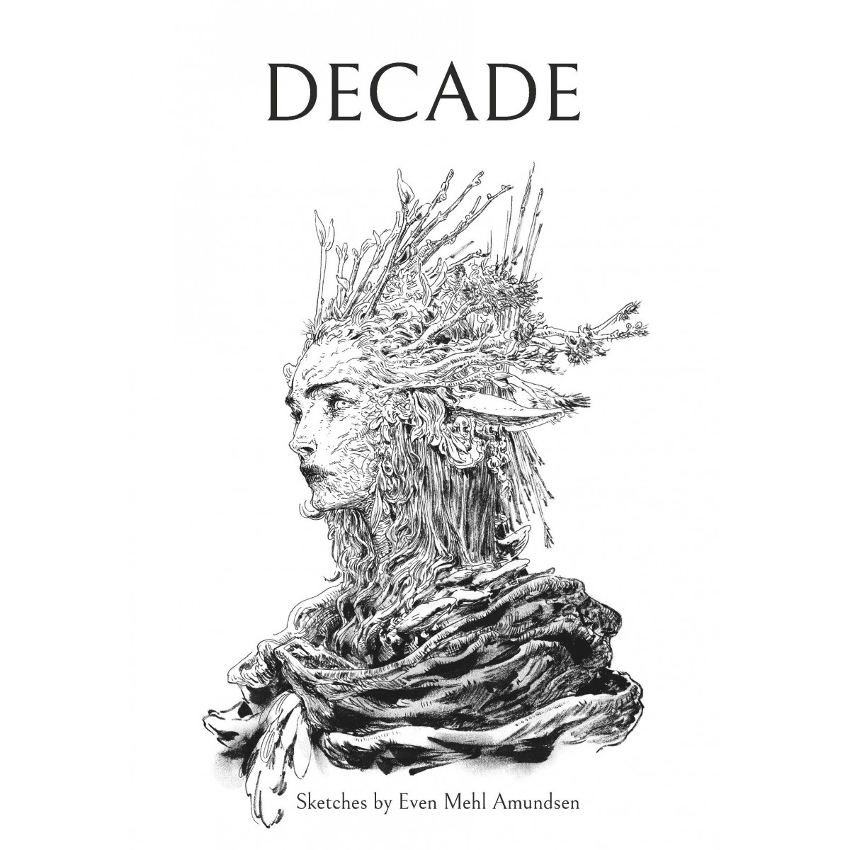 Decade: a sketchbook by Even Mehl Amundsen PRE-ORDER