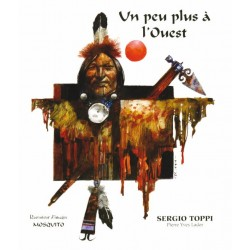 Sergio Toppi : Un peu plus à l'Ouest