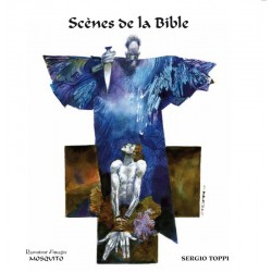 Sergio Toppi : Scènes de la Bible