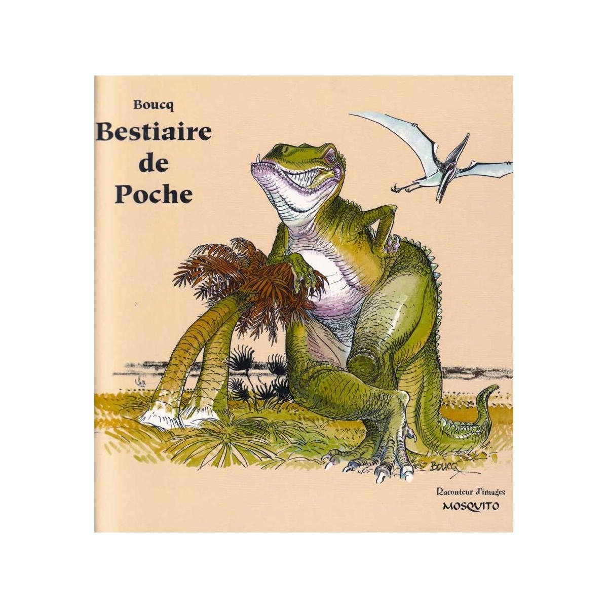 Boucq : Bestiaire de Poche