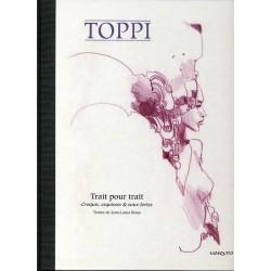 Sergio Toppi : Trait pour trait