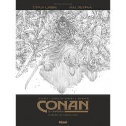 Ja Kwang Park : Conan le Cimmérien - Le Peuple du cercle noir (N&B)
