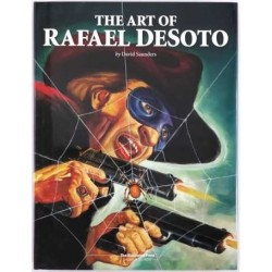 David Saunders - The Art of Rafael DeSoto