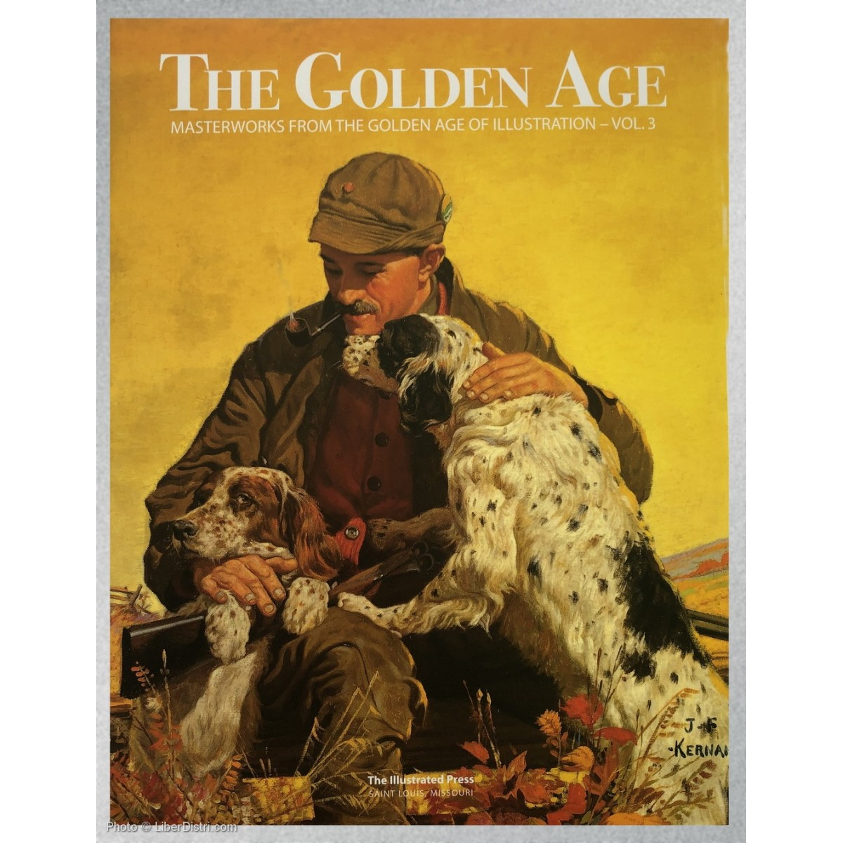 The Golden Age: Masterworks from the Golden Age of Illustration, Volume 3