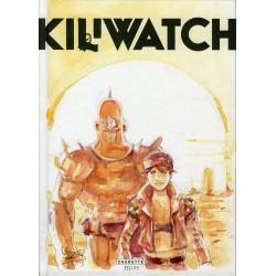 """Kiliwatch Blanc Cover """"N&B"""" By MIG"""