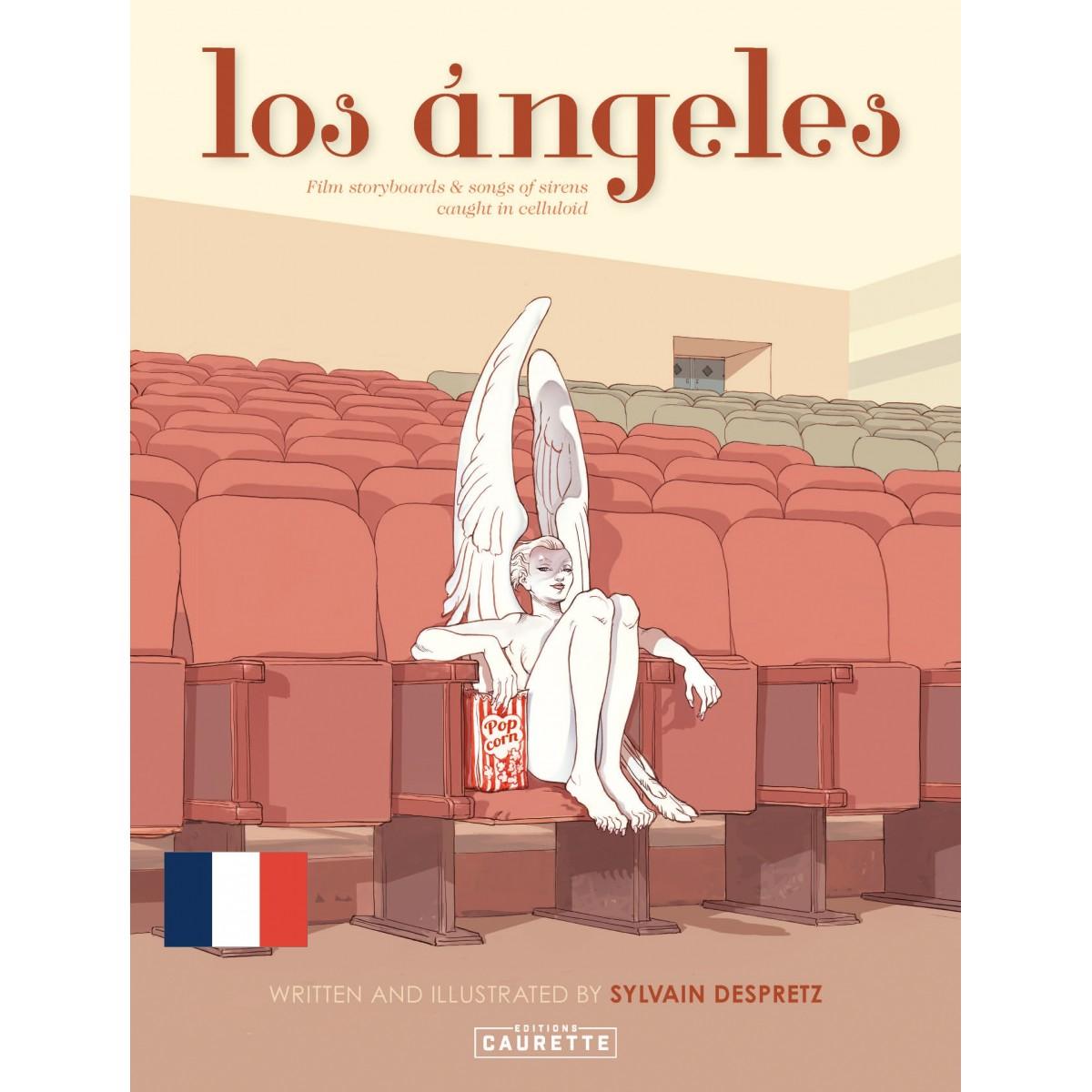 Sylvain Despretz - Los ángeles (Pré-commande)