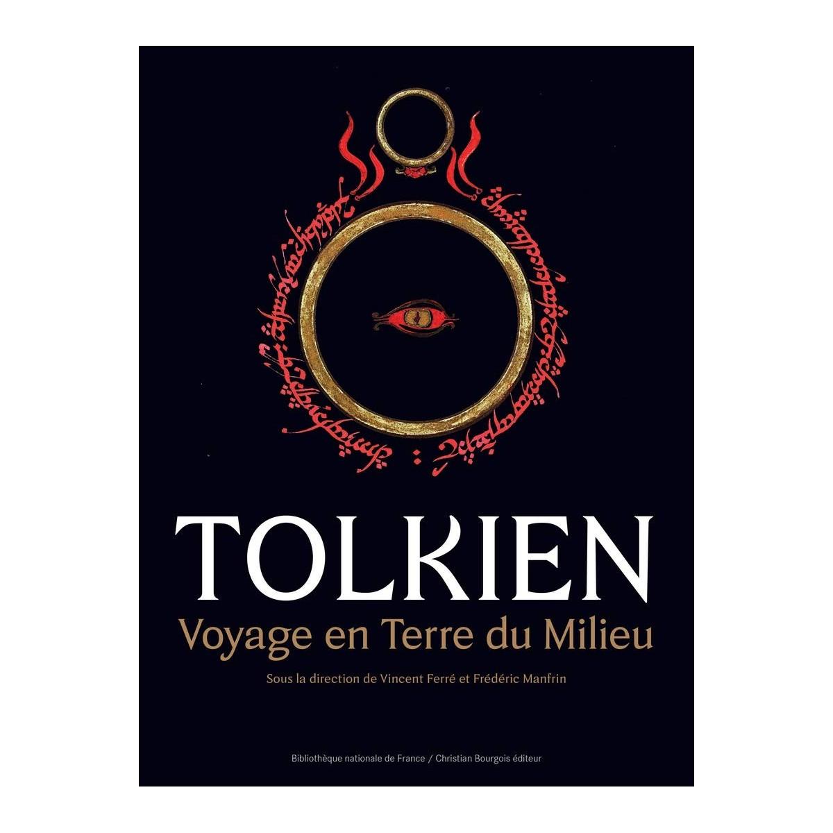 Tolkien - Voyage en Terre du Milieu (french)