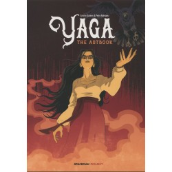 Antoine Ozanam & Pedro Rodriguez - YAGA - Artbook
