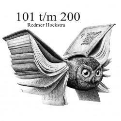 HOEKSTRA Redmer - 101 t/m 200 - Signé