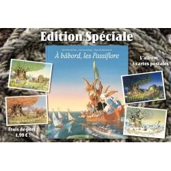 Loïc Jouannigot - À Bâbord, les Passiflore (Special Edition)