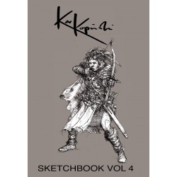 Karl Kopinski - Sketchbook Vol 4 (preorder)