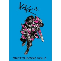 Karl Kopinski - Sketchbook Vol 5 (preorder)